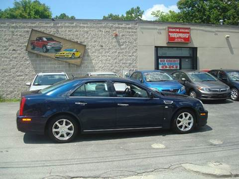 2008 Cadillac STS for sale in Cranston, RI
