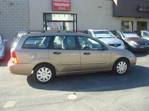 2004 Ford Focus for sale in Cranston, RI