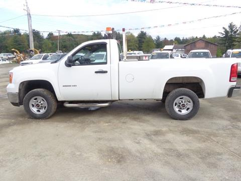 2010 GMC Sierra 2500HD for sale in Pittstown, NY