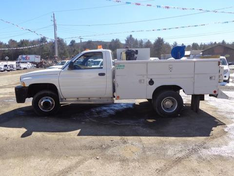 2001 Dodge Ram Chassis 3500 for sale in Pittstown, NY