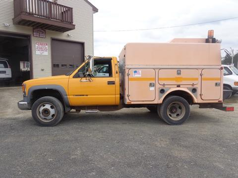 2000 Chevrolet C/K 3500 Series for sale in Pittstown, NY