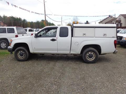 2006 GMC Canyon for sale in Pittstown, NY