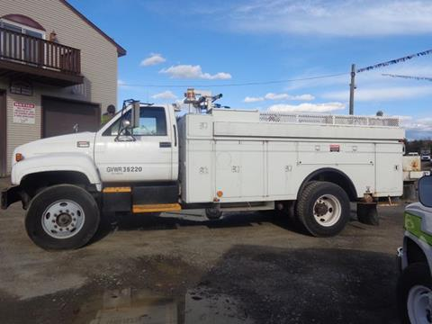 2001 GMC C7500 for sale in Pittstown, NY