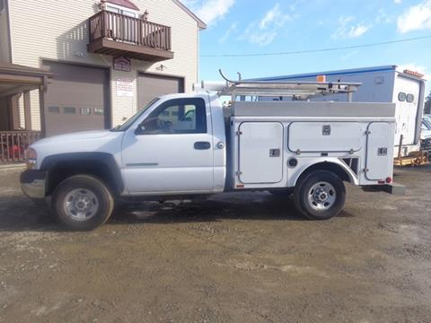 2002 GMC Sierra 2500HD for sale in Pittstown, NY