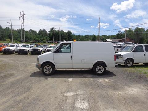 2005 GMC Safari Cargo for sale in Pittstown, NY