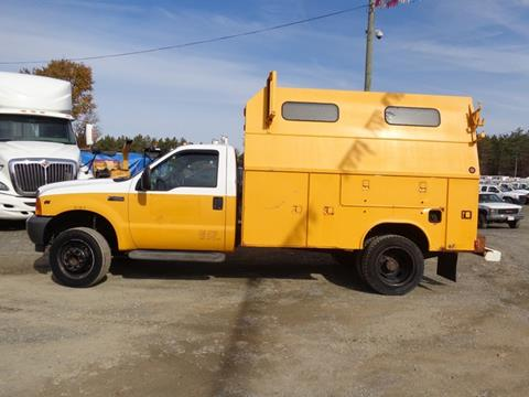 2001 Ford F-450 Super Duty for sale in Pittstown, NY