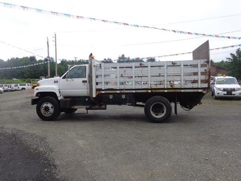 1999 GMC C7500 for sale in Pittstown, NY