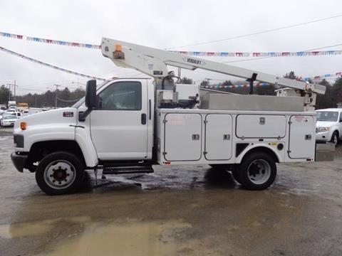 2007 GMC C4500 for sale in Pittstown, NY