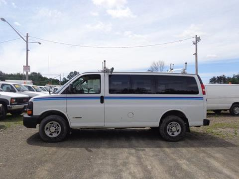 2006 Chevrolet Express Passenger for sale in Pittstown, NY