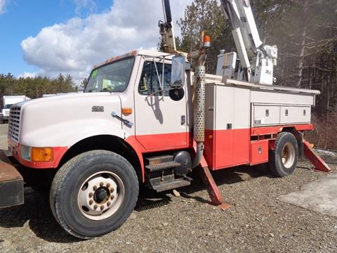 1999 International 4900 for sale in Pittstown, NY