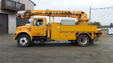 2001 International 4700 for sale in Pittstown, NY