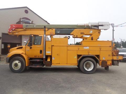 2003 International 4400 for sale in Pittstown, NY