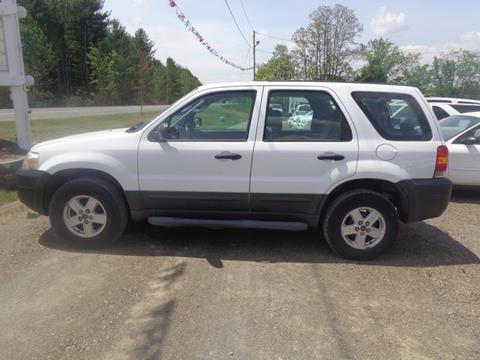 2005 Ford Escape for sale in Pittstown, NY