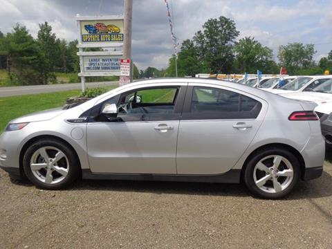 2012 Chevrolet Volt for sale in Pittstown, NY