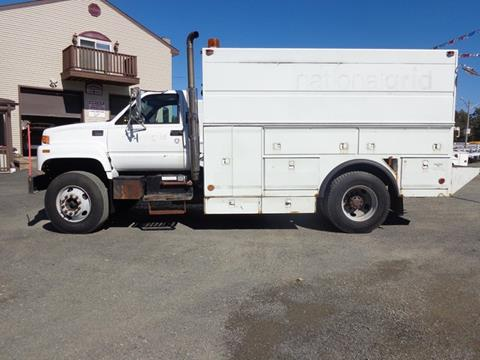 2002 GMC TOPKICK for sale in Pittstown, NY