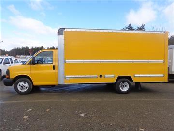 2012 GMC Savana Cutaway for sale in Pittstown, NY