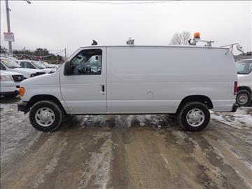 2007 Ford E-Series Cargo for sale in Pittstown, NY