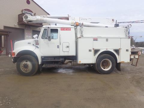 2002 International 4700 for sale in Pittstown, NY