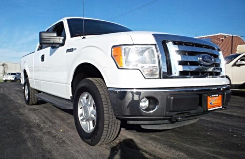 Ford f 150 for sale in nashville tn for Nashville motors dickerson pike