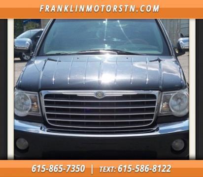 2007 Chrysler Aspen for sale in Nashville, TN