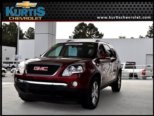 2011 gmc acadia morehead city nc. Black Bedroom Furniture Sets. Home Design Ideas