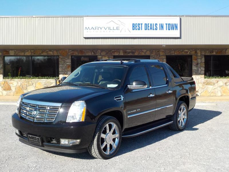 2010 cadillac escalade ext for sale for Ideal motors maryville tn