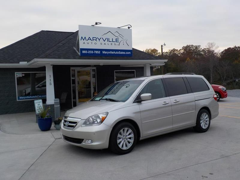 Maryville Auto Sales >> Used Minivans For Sale in Maryville, TN - Carsforsale.com