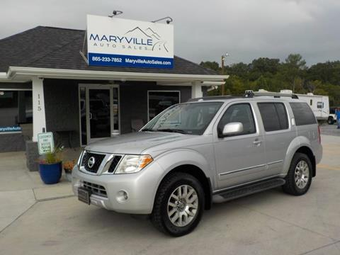 2010 Nissan Pathfinder for sale in Maryville TN