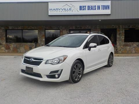 Subaru for sale in maryville tn for Ideal motors maryville tn