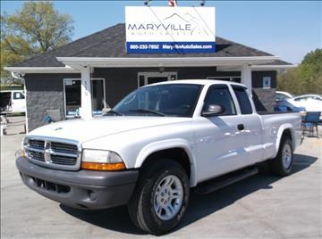 Used dodge trucks for sale maryville tn for Alexander motors jackson tennessee