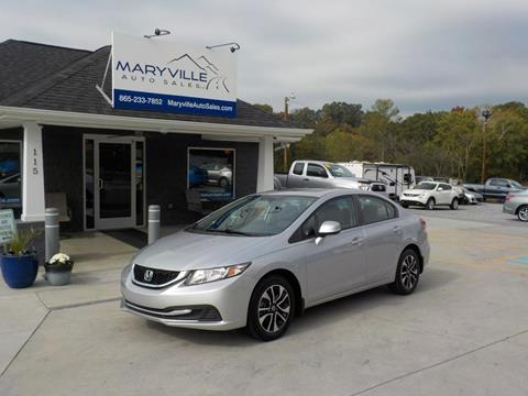 2013 Honda Civic for sale in Maryville, TN