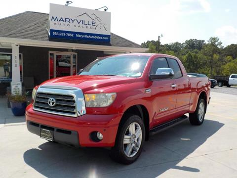 2007 Toyota Tundra for sale in Maryville, TN