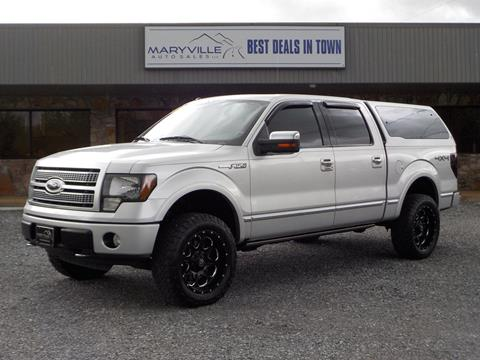 Used ford f 150 for sale in maryville tn for Ideal motors maryville tn