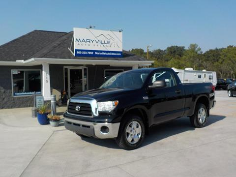 2009 Toyota Tundra for sale in Maryville TN