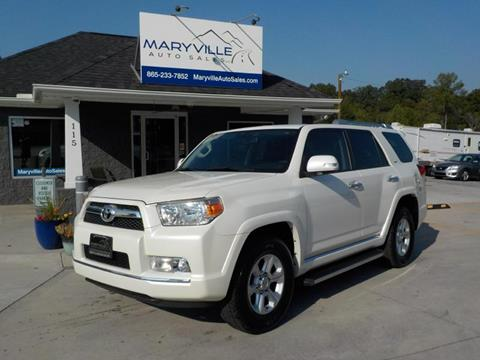 2010 Toyota 4Runner for sale in Maryville TN