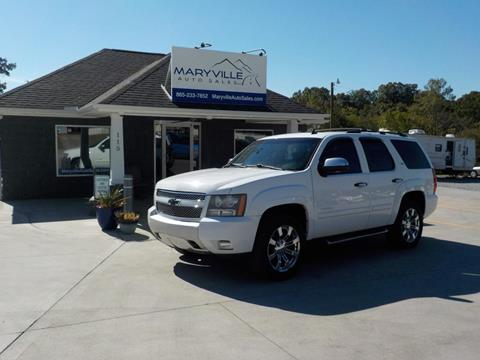 2008 Chevrolet Tahoe for sale in Maryville TN