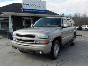 Chevrolet tahoe for sale maryville tn for Ideal motors maryville tn