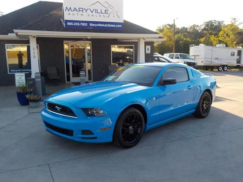 2014 Ford Mustang for sale in Maryville TN
