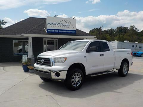 2008 Toyota Tundra for sale in Maryville TN