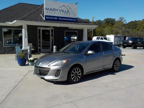 2013 Mazda MAZDA3 for sale in Maryville TN