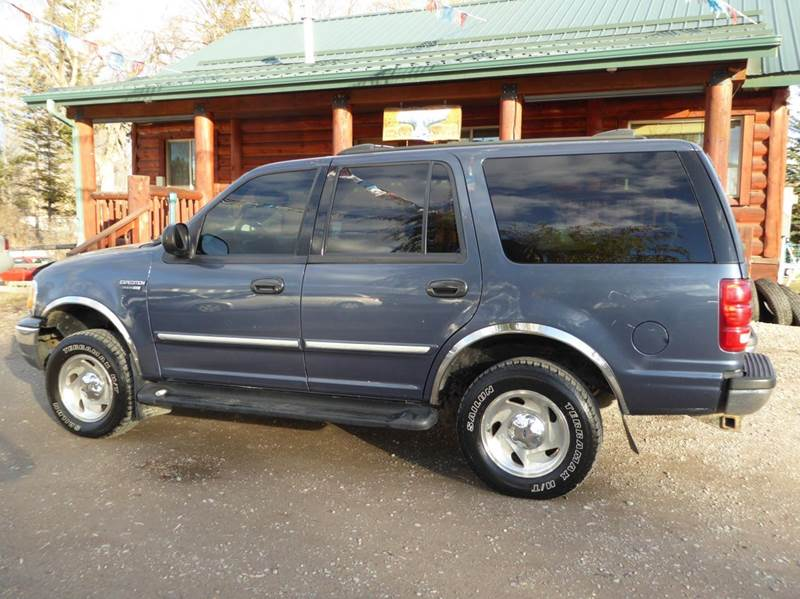 2000 ford expedition 4dr xlt 4wd suv in kalispell mt. Black Bedroom Furniture Sets. Home Design Ideas