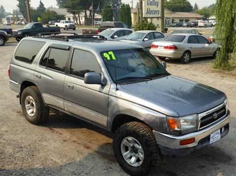 1997 Toyota 4Runner for sale in Kalispell, MT