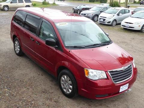 2008 Chrysler Town and Country for sale in Kalispell, MT