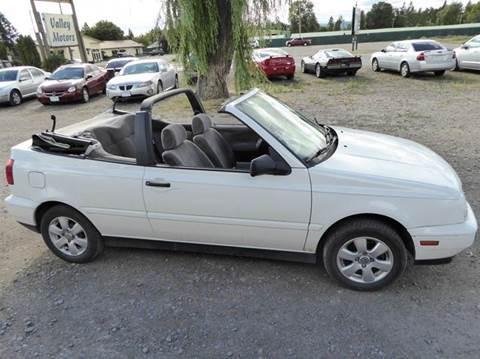 1998 Volkswagen Cabrio for sale in Kalispell, MT
