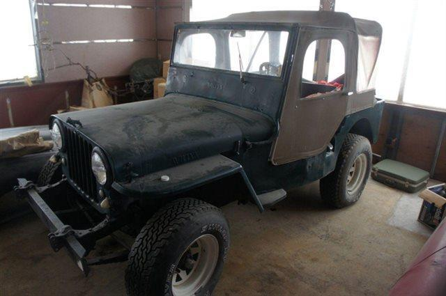 1948 Willys Jeep for sale in Riverhead NY
