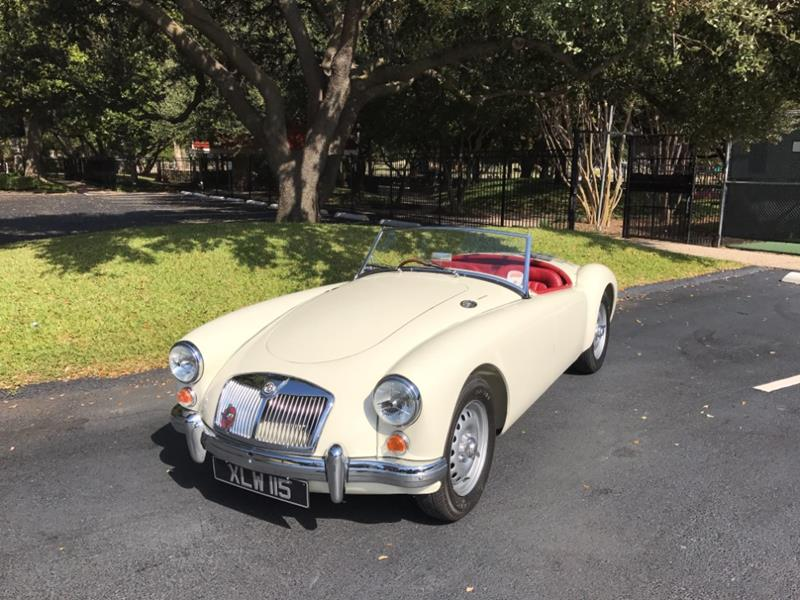 1959 MG Twin-Cam for sale in Astoria, NY