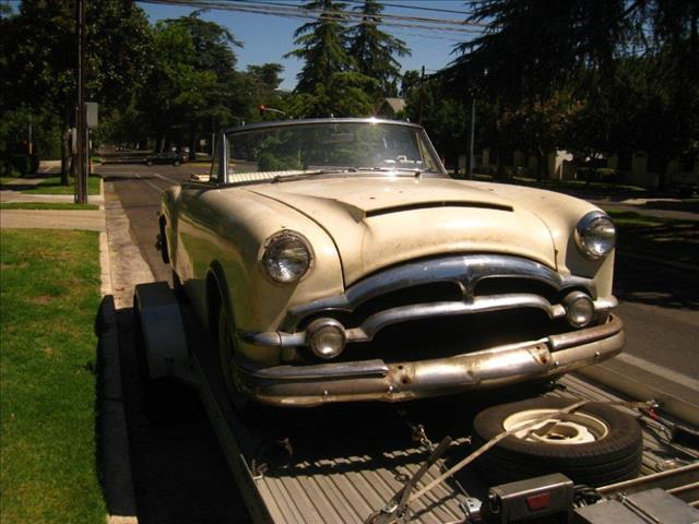 1953 Packard Caribbean for sale in Astoria NY