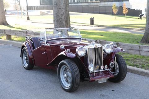 1949 MG TC for sale in Astoria, NY