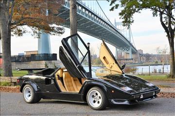 1984 Lamborghini Countach for sale in Astoria, NY