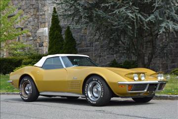1972 chevrolet corvette for sale for Schroeder motors st charles